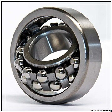 6207 Bearing 35x72x17 mm 2RS Type Chrome Steel Deep Groove Ball Bearing