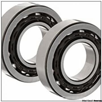 35x72x17 Self-aligning ball bearing 1207TN1