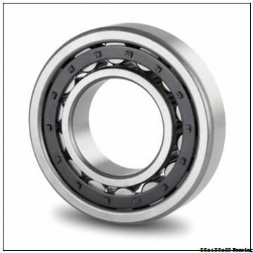 NU 2317 ECM NU2317ECM bearing 85x180x60 mm high capacity cylindrical roller bearing