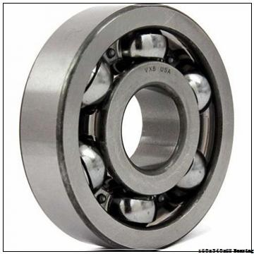 High quality generator bearing NJ332ECMA Size 160X340X68