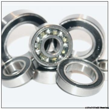 160x340x68 mm cylindrical roller bearing NF332 NF332