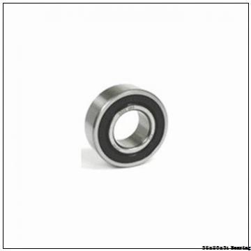 35 mm x 80 mm x 31 mm  NSK self-aligning ball bearing 2307 Size 35X80X31 mm