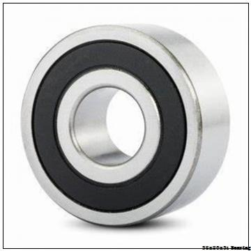 Cylindrical Roller Bearing NUP 2307 NUP2307 NUP-2307 35x80x31 mm