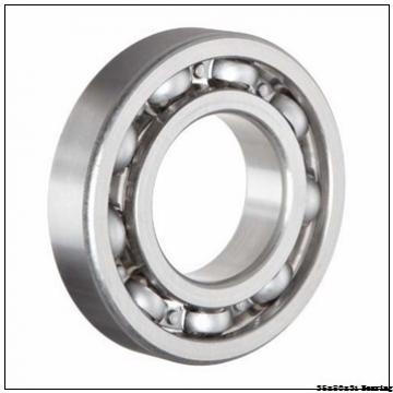 ZSL19 2307 full complement Cylindrical roller bearing 35X80X31