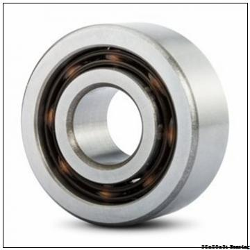 35x80x31 mm hybrid ceramic deep groove ball bearing 62307 2rs 62307z 62307zz 62307rs,China bearing factory