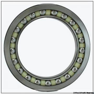 200x280x38 High Precision NSK Angular Contact Ball Bearing 7940C 7940A5