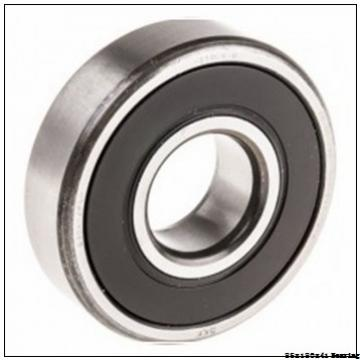 7317 BECBJ Low Noise Bearing Size 85x180x41 mm Angular contact ball bearing 7317BECBJ