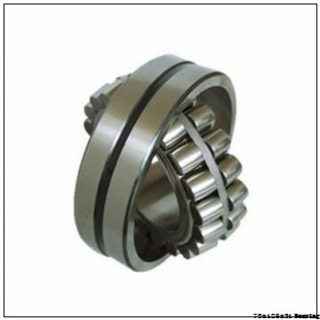NACHI Double row 22214 spherical roller bearings 22214EXW33 for Pumps and Gearboxes parts